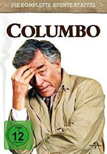 Columbo - Staffel 9 [5 DVDs]