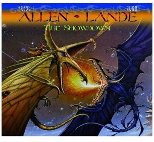 Showdown by Russell Allen & Jorn Lande (2011) Audio CD by Unknown (0100-01-01)