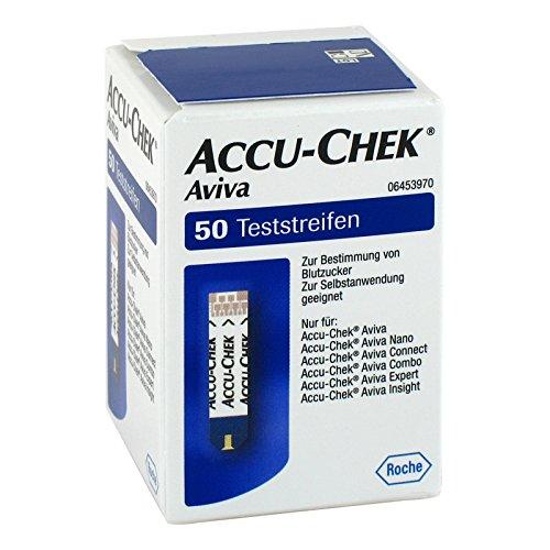 Accu Chek Blutzuckerteststreifen, 1er Pack (1 x