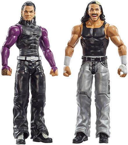 WWE Pack De Figuras, (Mattel FMF84)