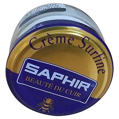 Cirage Pommadier Cuir Naturel Saphir 50ML