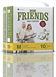 Friends Adult Diaper (Easy) - Medium (10 Count)