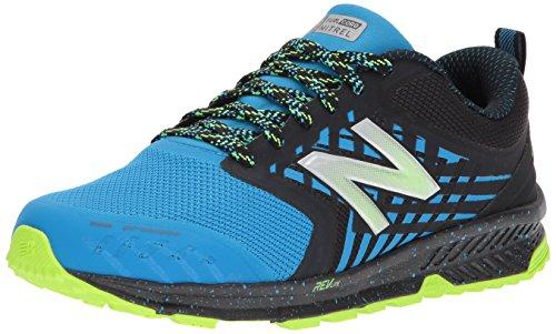 New Balance Nitrel, Zapatillas de Running para Hombre, Negro (Black/blue), 43 EU
