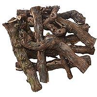 Rebholz zum Grillen - echtes Grillholz Weinrebe Brennholz 10 St. à ca. 30 cm