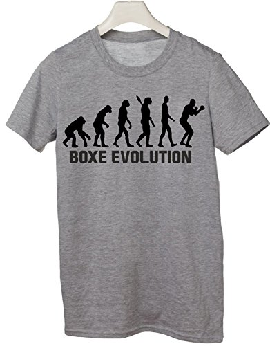 Tshirt Boxe Evolution evolution boxe pugilato sport humor in cotone Grigio  - mariewalshe.com Sconti economici a Londra,Prese a prezzi convenienti in  linea ...