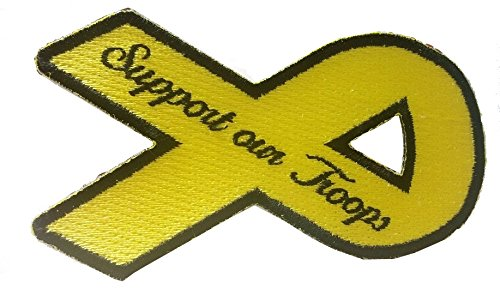 Yellow Ribbon Awareness Remember them Soldat Bundeswehr Army (Armee Ribbon Yellow)