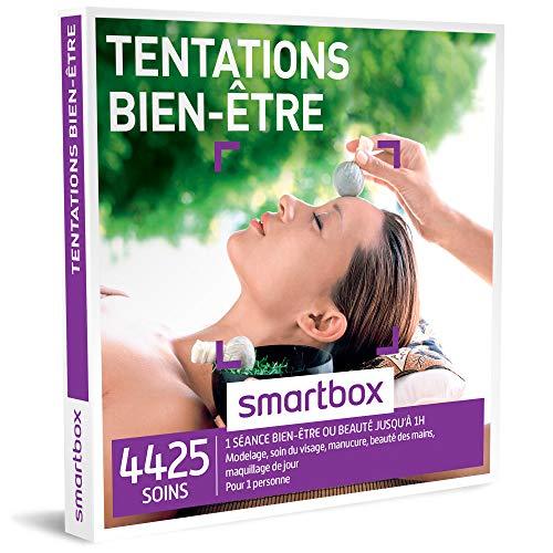 SMARTBOX - Coffret Cadeau femme homme - Tentations bien-être - idée cadeau - 4425...