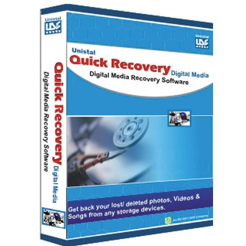 Quick Recovery - Data Recovery Software - For Digital Media/...