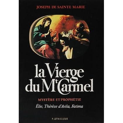 La Vierge du Mont-Carmel