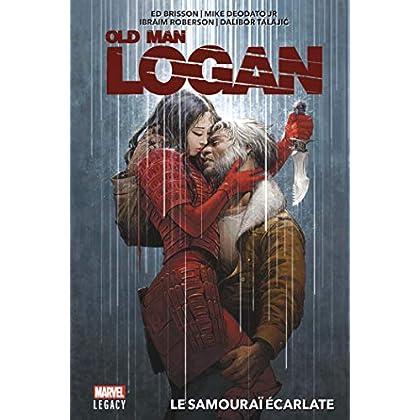 Old Man Logan: Le samouraï écarlate