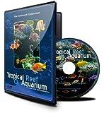 Aquarium DVD - Tropisches Riff Aquarium - Gefilmt in HD - mit natürlichen Klängen und entspannender Musik