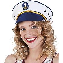 Gorra de marinero adulto