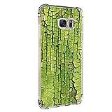 Pacyer Hülle Silikon cover Bumper [Ultra Dünn] Stoßfest Marmor TPU Schutzhülle Anti-Scratch Anti-Rutsch Handyhülle (10, Galaxy S7)