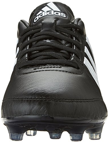 Adidas Performance Gloro 16,1 Fg Football Taquet, noir / blanc argent / métallique, 4 M Us Black/White/Metallic Silver