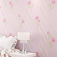 BTJC curva astratta 3D di alta qualità e lusso moderno damasco texture goffrata wallpaper Victoria stoffe non tessute 0.53m (20,8