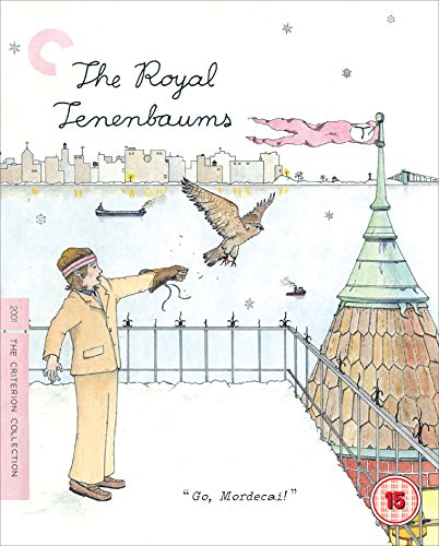 The Royal Tenenbaums (Criterion Collection) [Blu-ray] [2001] UK-Import, Sprache-Englisch