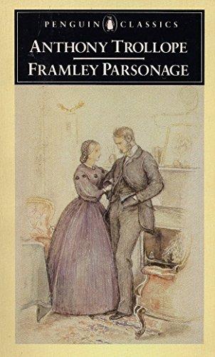 Framley Parsonage (English Library)
