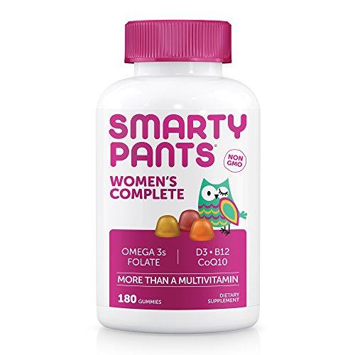 Besserwisser Gummy Vitamine Besserwisser Frauen 'S Complete Gummy Vitamine: Multivitamin, CoQ10, Folat (methylfolate), Vitamin K2, Vitamin D3, Biotin, B12(Methylcobalamin)