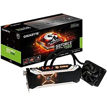 Gigabyte GeForce GTX GV-N1080G1 GAMING-8GD Video Graphics Cards