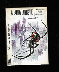 Pasajero para Francfort par Agatha Christie