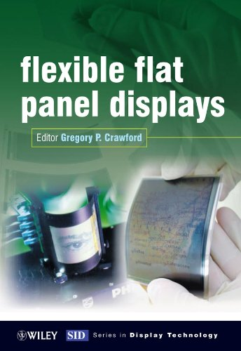 Flexible Flat Panel Displays (Wiley Series in Display Technology Book 3) (English Edition) Serie 3 Flat Panel