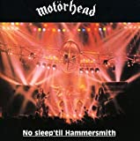 Motörhead: No Sleep 'til Hammersmith (Deluxe 2cd Edition) (Audio CD)
