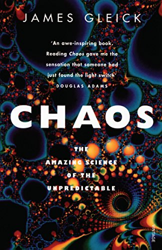 Chaos: Making a New Science por James Gleick