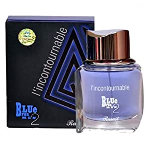 Rasasi I'incountrable Blue for Men 2 EDT 75ml