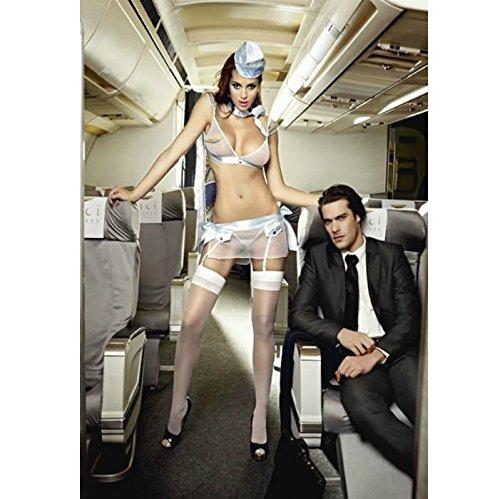 hostess-set-baci-first-class-white-style-1220