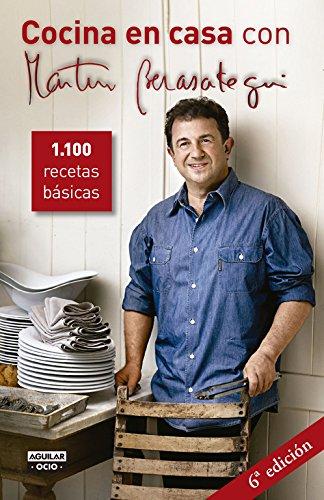 Cocina en casa con Martín Berasategui: 1100 recetas básicas (Gastronomía)