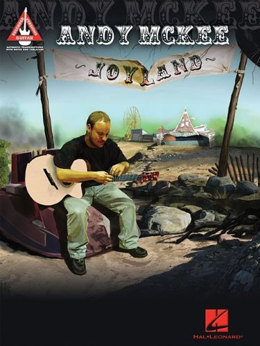 Andy Mckee Joyland Guitar Recorded Versions Grv Gtr Tab Book by VARIOUS (7-Sep-2010) Paperback