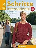 Schritte international Neu 4: Deutsch als Fremdsprache / Kursbuch+Arbeitsbuch+CD zum Arbeitsbuch