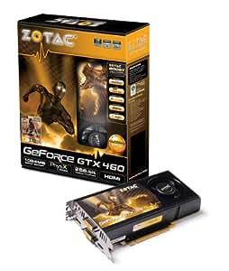 Zotac GeForce GTX 460 Carte graphique PCI Express 2.0 x16 1 Go