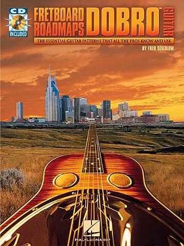 Dobro Guitar (Fretboard Roadmaps)