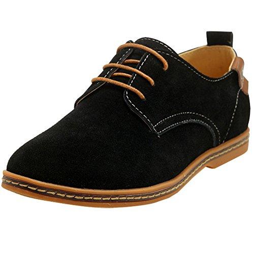 homme-chaussure-ville-en-cuir-noir-daim-a-lacets-richelieupointure-fr-43