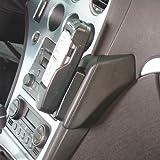 KUDA 080130 Coche Passive holder Negro - Soporte (Teléfono móvil/smartphone, Coche, Passive holder, Negro, Cuero, Alfa Romeo 159 10/05)