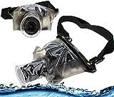 Navitech Boîtier sous-marin imperméable / sac sec de poche de couverture pour le Nikon COOLPIX P900 Digital Camera - Black