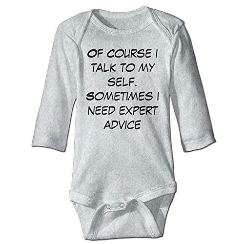Unisex Infant Bodysuits Men's T with Funny Quote Girls Babysuit Long Sleeve Jumpsuit Sunsuit Outfit Ash Lace Velvet Romper