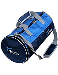 Gym Bag - Smart Waterproof Gym Bag Round Sports Duffel Bag With Shoe Compartment Travel Sports Bag