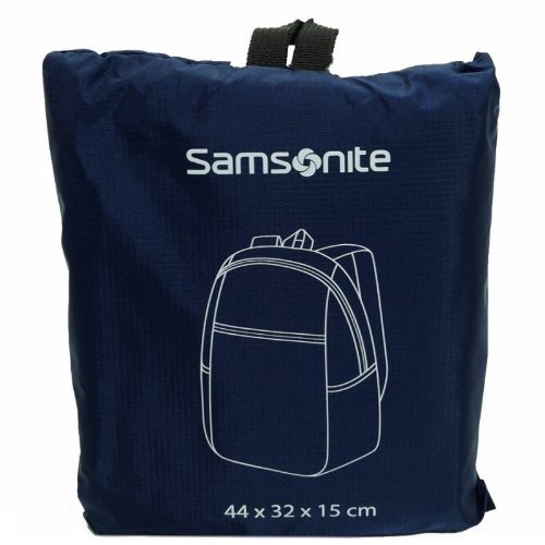 Imagen de samsonite travel accessor. v foldaway backpack  , color azul añil