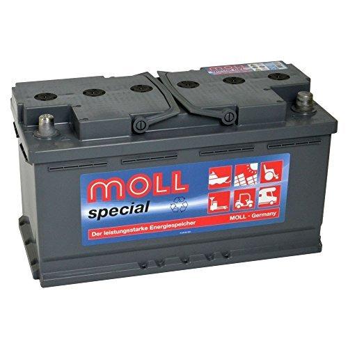 Moll 86080 Special Gel 80Ah