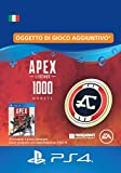 APEX Legends: 1,000 Coins (PSN Wallet Top-Up) | Codice download per PS4 - Account italiano