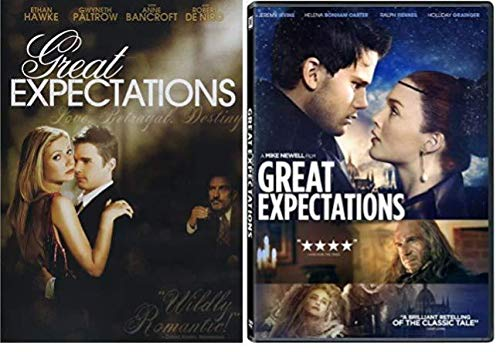 Great Expectations 1998 & Great Expectations 2013 - Double Feature DVD - Ethan Hawke & Ralph Fiennes