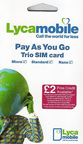 activation puce lycamobile