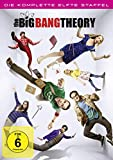 Купить The Big Bang Theory - Die komplette elfte Staffel [2 DVDs]