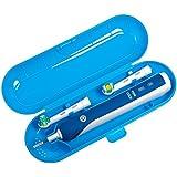 nincha portátil estuche de viaje cepillo de dientes eléctrico de plástico de repuesto para ...