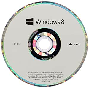 Windows 8 OEM 64 Bit Vollversion