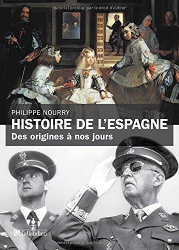 Histoire de l'Espagne : Des origines  nos jours