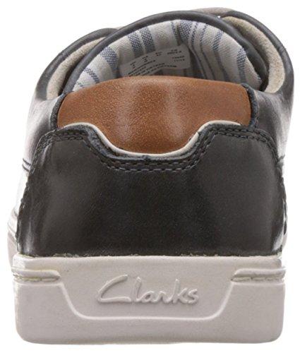 Clarks  Newood Fly,  Herren Klassiker Blau - Bleu (Navy Leather)
