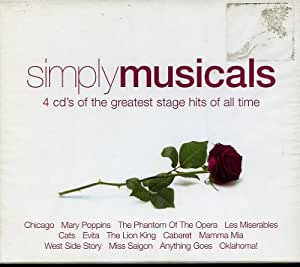 Simply Musicals [Import anglais]